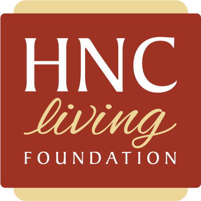 The old HNC Living Foundation logo