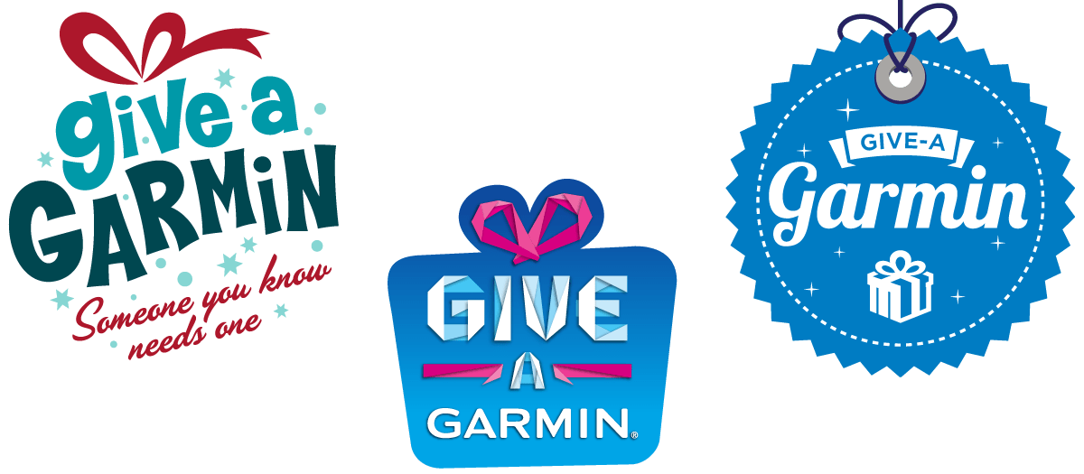 Garmin Holiday Campaign Themes