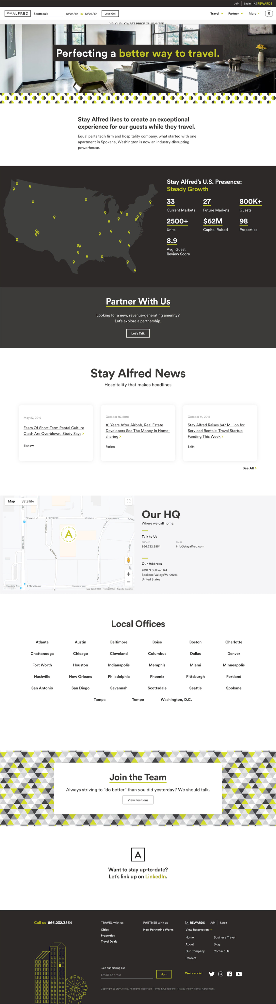 Stay Alfred Company Page V2